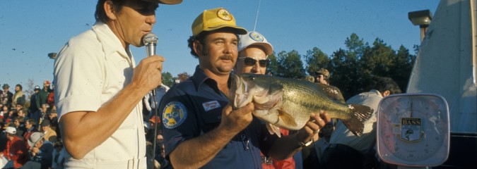 Bass Fishing Hall of Famer Ricky Green Dies at 69